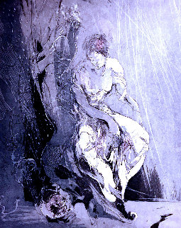 Winter: Vivaldi Suite 1993  Limited Edition Print by Jurgen Gorg