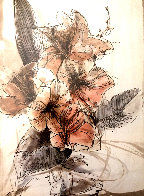 Amaryllis 1 Limited Edition Print by Jurgen Gorg - 0