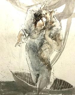 Tango I  Limited Edition Print by Jurgen Gorg