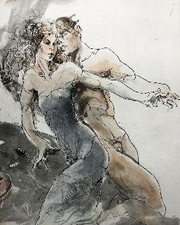 Tango III Limited Edition Print - Jurgen Gorg