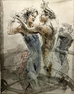 Tango II Limited Edition Print - Jurgen Gorg