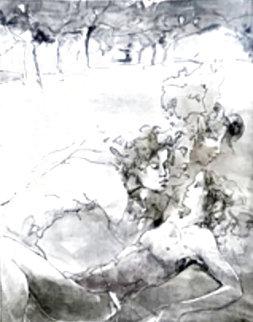 Midsummer Nights Dream III 2004 Limited Edition Print - Jurgen Gorg