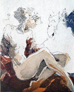 Meditation 1990 Limited Edition Print - Jurgen Gorg
