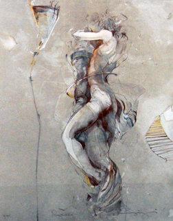 Tangomania Limited Edition Print by Jurgen Gorg