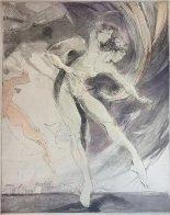 Dance Series 1991 Limited Edition Print by Jurgen Gorg - 1