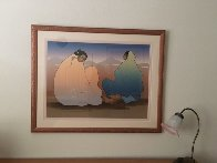 Painted Desert Women 1983 Limited Edition Print by R.C. Gorman - 1