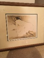 Lady of the Barefoot 1978 Limited Edition Print by R.C. Gorman - 2