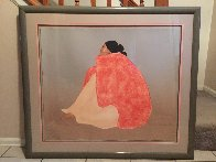 Janis St. I 1984 Limited Edition Print by R.C. Gorman - 1