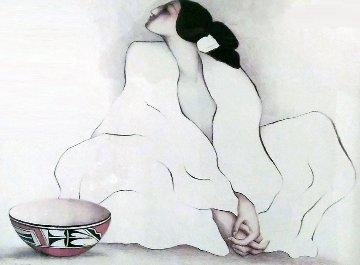 Zia AP 1979 Limited Edition Print - R.C. Gorman