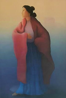 Sunrise 1990 Limited Edition Print by R.C. Gorman