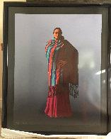 Navajo Dancer Limited Edition Print by R.C. Gorman - 1