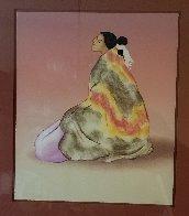 Que Bonita 2001 Limited Edition Print by R.C. Gorman - 2