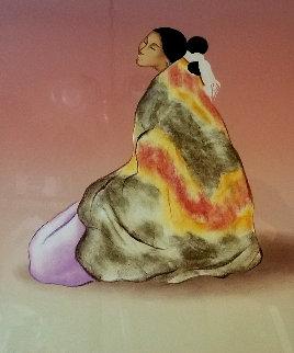 Que Bonita 2001 Limited Edition Print by R.C. Gorman