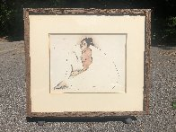 Woman From Indian Wells 1977 Limited Edition Print by R.C. Gorman - 1