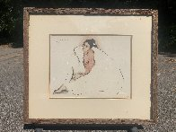Woman From Indian Wells 1977 Limited Edition Print by R.C. Gorman - 2