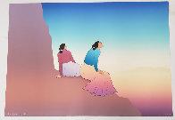 Enchanted Mesa AP 1989 Limited Edition Print by R.C. Gorman - 1