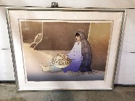 Woman From the Third Mesa 1988 Limited Edition Print by R.C. Gorman - 1