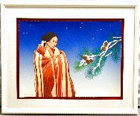 Reverie 2002 Limited Edition Print by R.C. Gorman - 1