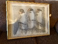 Three Navajo Women 1970 Limited Edition Print by R.C. Gorman - 1