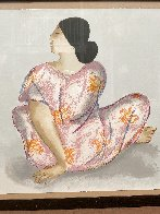 Woman From Maui State I 1983 Limited Edition Print by R.C. Gorman - 3