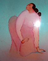 Marisa 1987 Limited Edition Print by R.C. Gorman - 2