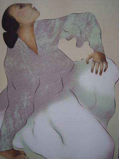 Amelia 1981 Limited Edition Print by R.C. Gorman