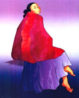 Twilight 1982 Limited Edition Print by R.C. Gorman