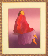 Twilight 1982 Limited Edition Print by R.C. Gorman - 1