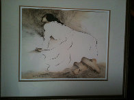Lady of the Barefoot 1978 Limited Edition Print by R.C. Gorman - 1