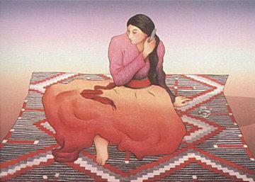 Aletha 1986 Limited Edition Print - R.C. Gorman