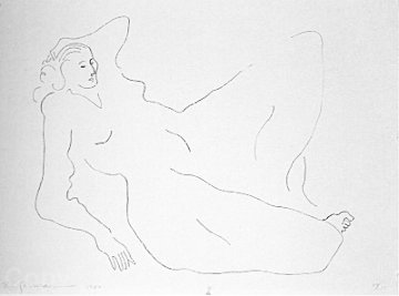Pajeha (State I) 1980 Limited Edition Print by R.C. Gorman