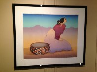 Tonto Woman 1991 Limited Edition Print by R.C. Gorman - 1