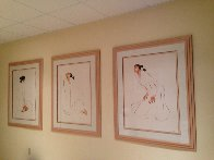 Trilogy, Set of 3 1986 Limited Edition Print by R.C. Gorman - 6