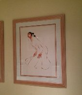 Trilogy, Set of 3 1986 Limited Edition Print by R.C. Gorman - 4