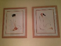 Trilogy, Set of 3 1986 Limited Edition Print by R.C. Gorman - 8