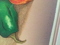 Chili Picker 1991 Limited Edition Print by R.C. Gorman - 3