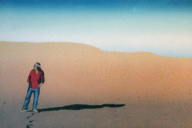 Nomad 1982 Limited Edition Print by R.C. Gorman