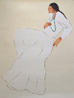 Gala St II 2005 Limited Edition Print by R.C. Gorman - 0