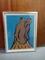 Walking Women 1979 Limited Edition Print by R.C. Gorman - 3