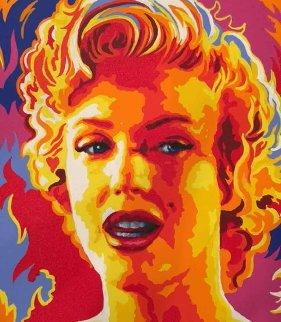 Set of 3 Marilyns 2006 (Different Ages) 20x60 Super Huge Limited Edition Print - Vladimir Gorsky