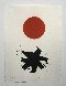 White Ground Red Disk 1966 Limited Edition Print by Adolph Gottlieb - 5