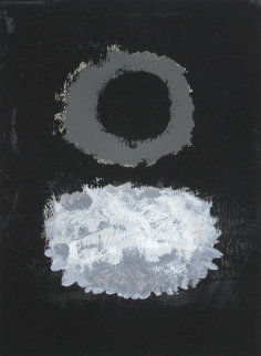 Black Field 1972 Limited Edition Print by Adolph Gottlieb