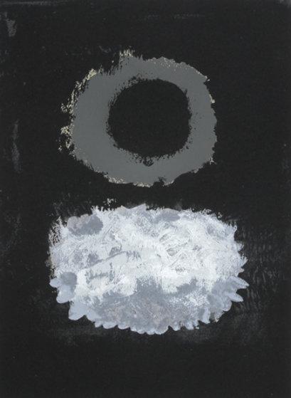 Black Field 1972 Limited Edition Print by Adolph Gottlieb