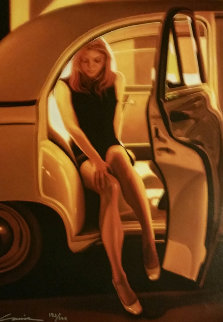 Quintessential Glamour 2009 Limited Edition Print - Carrie Graber