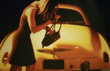 Betty's 50 2009 Limited Edition Print by Carrie Graber