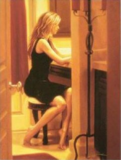Intimate Moments 2009 Limited Edition Print by Carrie Graber