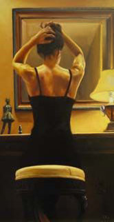 Mirror, Mirror 2003 Limited Edition Print - Carrie Graber