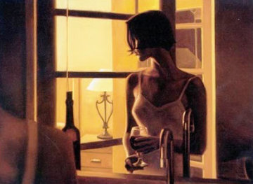 Taste of the Night 2005 Limited Edition Print - Carrie Graber