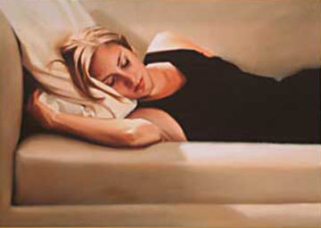 Afternoon Limited Edition Print by Carrie Graber