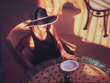 Barcelona, Spain 2003 Limited Edition Print by Carrie Graber